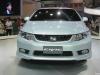 2012 Honda Civic Front