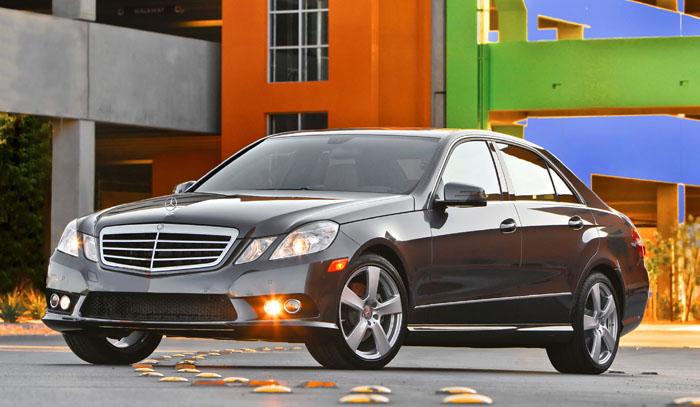 Mercedes-Benz E-Class E350 Sedan