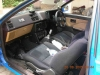 Toyota AE86 Blue interior