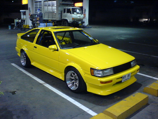 Toyota Ae86 Carsut Understand Cars And Drive Better