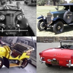 Defunct British Car Manufacturers