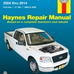 Free Ford F150 Repair Manual Online (PDF Download)