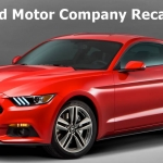 Ford Motor Company Recalls