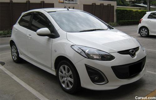 Mazda Mazda2 hatchback