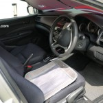 Honda City interior