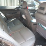 Honda Civic Seat