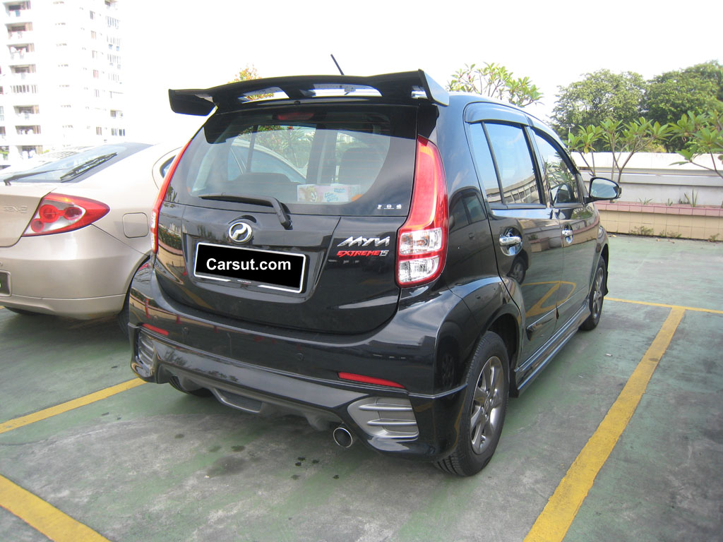 Perodua Myvi Carsut Understand Cars And Drive Better