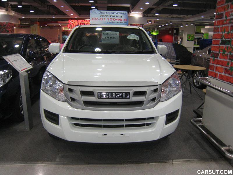 Isuzu D Max Vs Mazda Bt 50 Carsut Understand Cars And