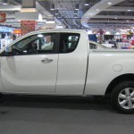Mazda BT50 side view