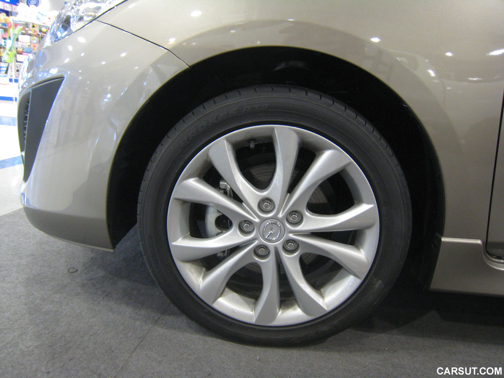 Mazda3 allow wheel