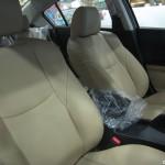 Mazda3 leather seats