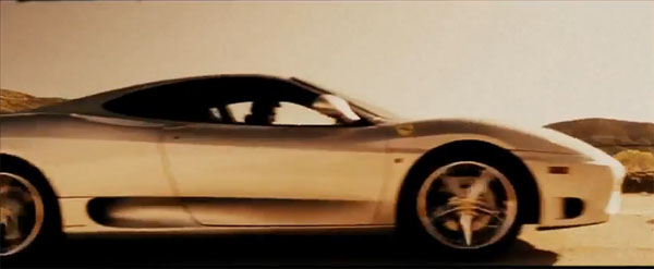 Ferrari 360 in The Fast and the Furious 6