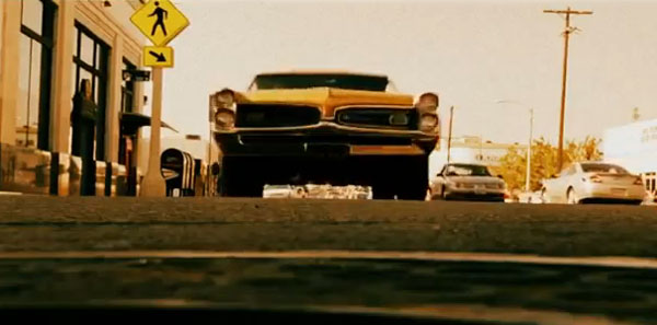 Pontiac GTO in The Fast and the Furious 6
