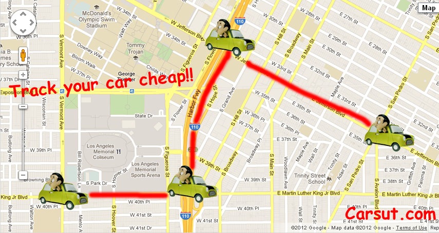 how to track your car cheap