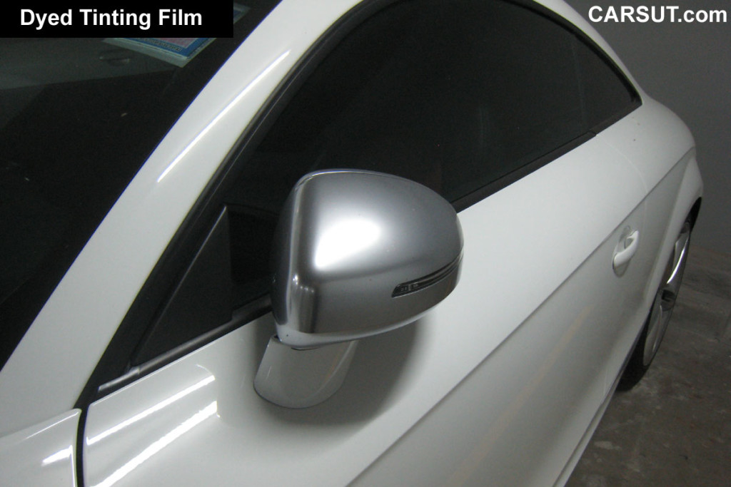 dyed car window tinting film