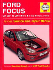 Ford focus 2000 2007 (chilton's total car care repair manual.