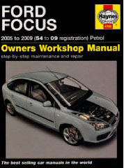 Ford focus service & repair manuals | ebay.
