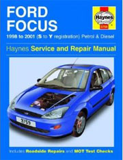 Ford Focus repair manual