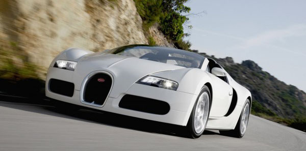 2011 Bugatti Veyron Furious 7