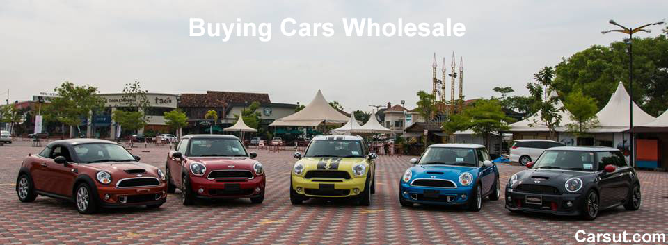 buying cars wholesale