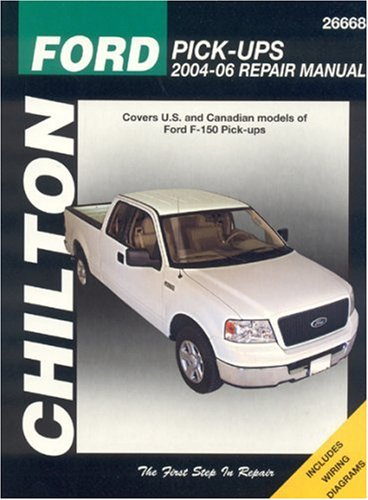 free ford f150 repair manual online