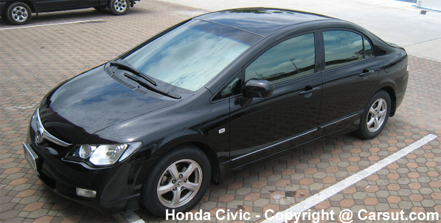 Honda Civic used cars