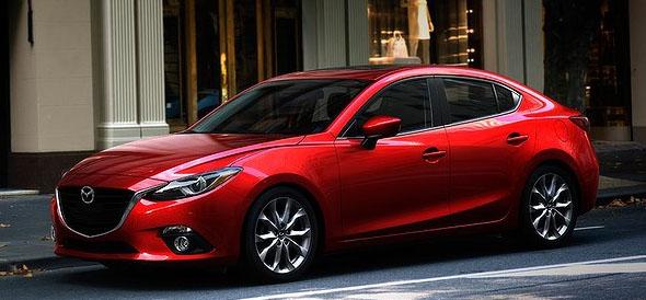 Mazda 3 used cars