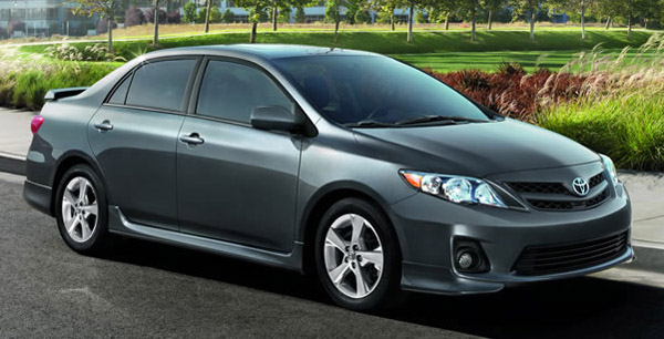 Toyota Corolla best used cars