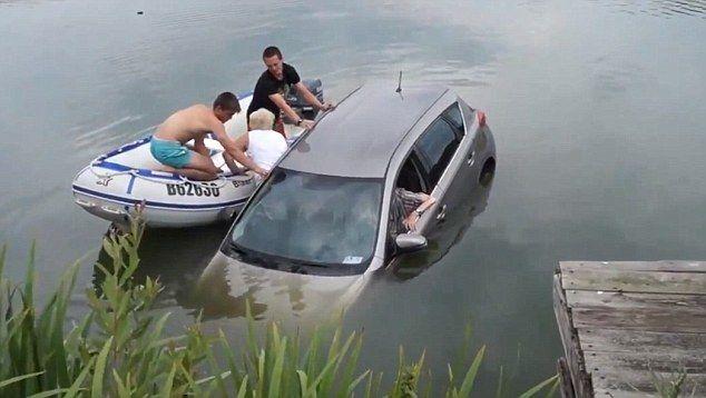 strange car accidents