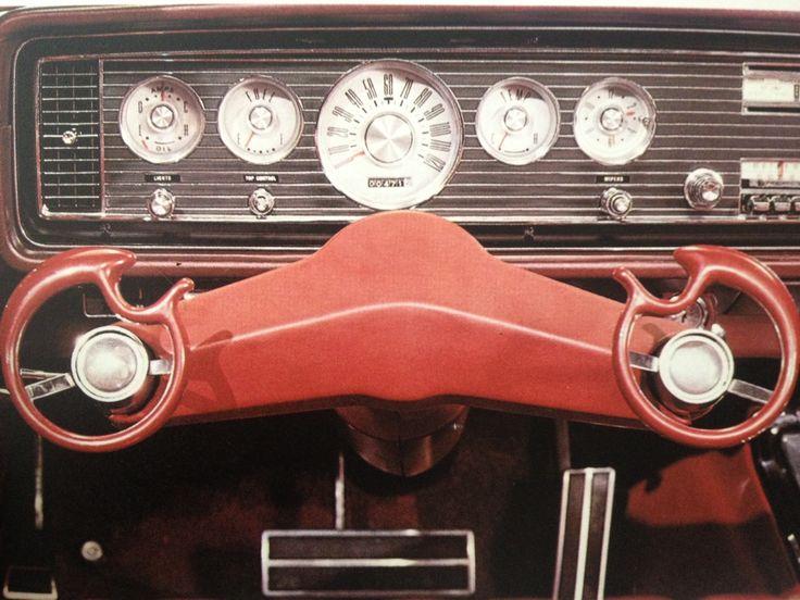 wrist twist steering system