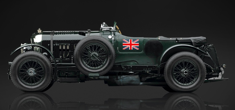 Bentley Blower Ralph Lauren Car