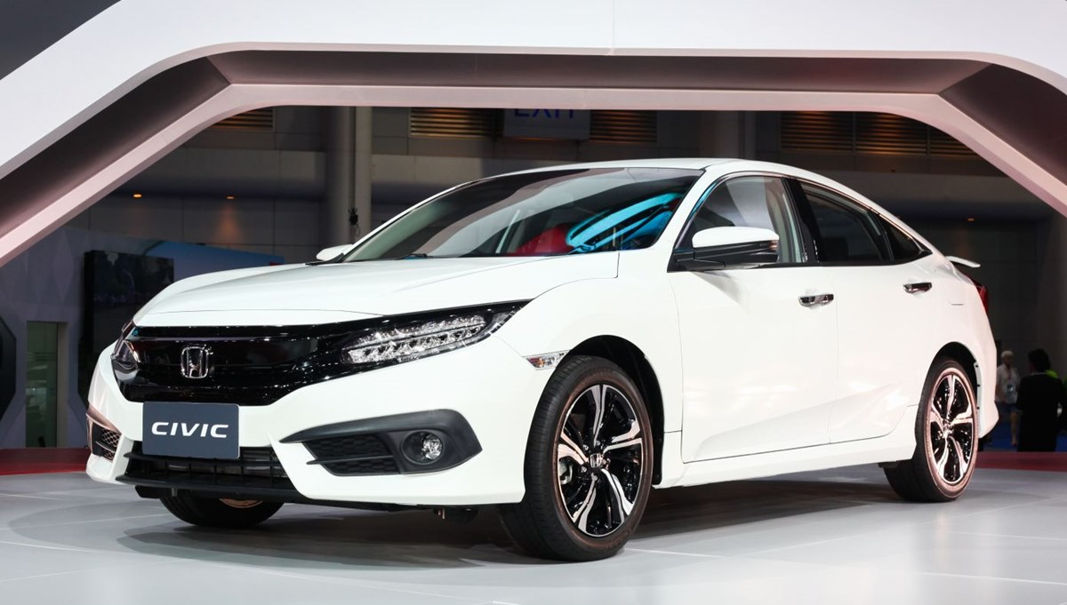 2016 Honda Civic Bangkok International Motor Show